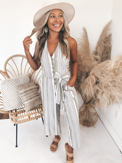 Breezy Beach Jumpsuit