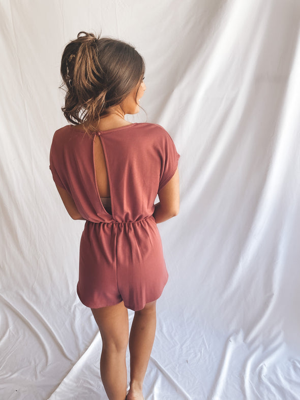 Getting Even Romper