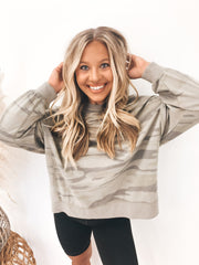 Wear It Out Cropped Pullover