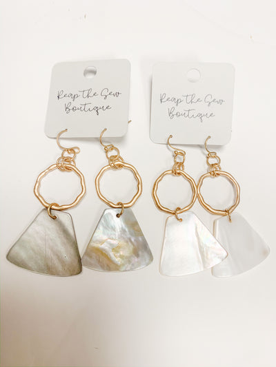 Tides In Earrings