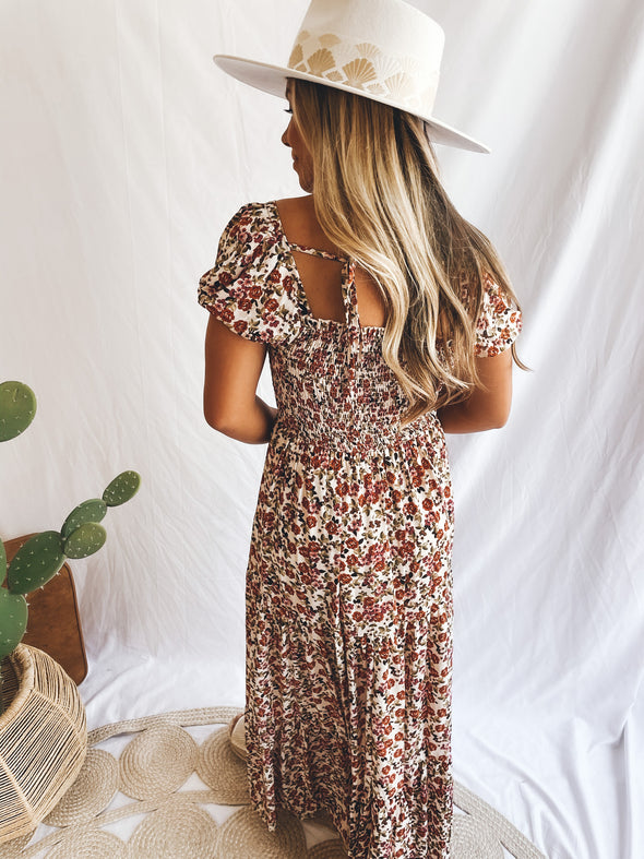 Stillness Maxi Dress