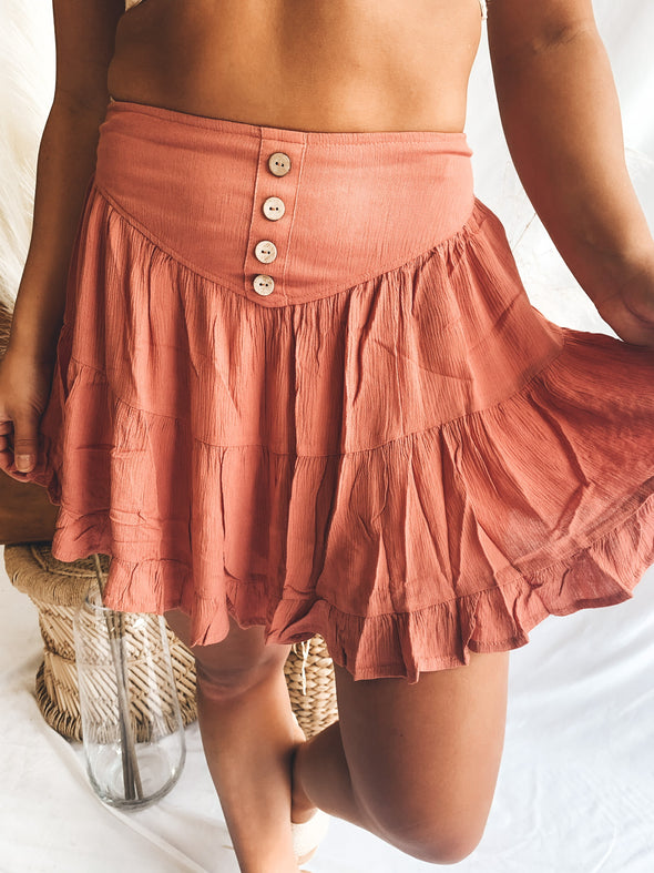 Mississippi Rose Skirt