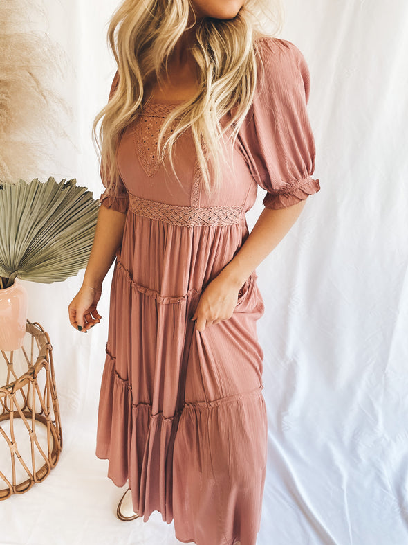 Love Like This Maxi Dress