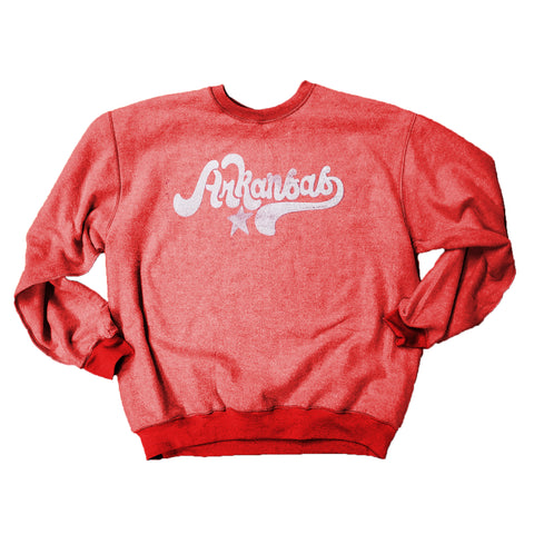 Arkansas 70's Sweatshirt