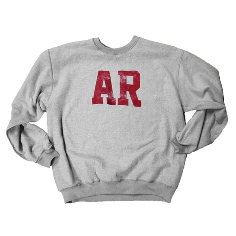 Arkansas AR inverted Sweatshirt
