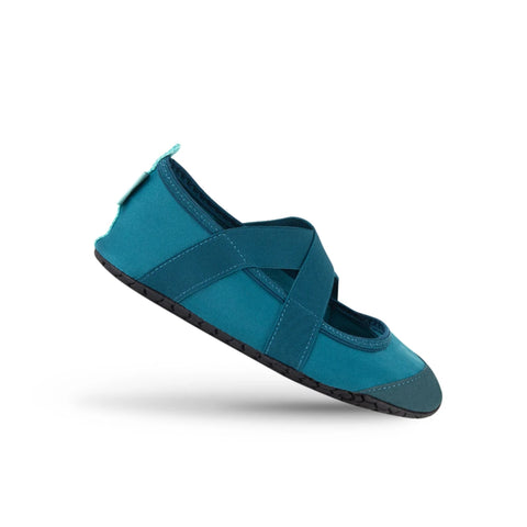 FitKicks Crossover Teal Shoes