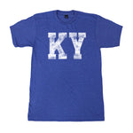 Kentucky Block Distress T-Shirt