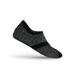 FitKicks Live Well Woman's Heather Grey Shoe