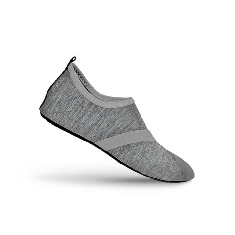 FitKicks Live Well Grey Shoe