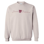 Stated Outfitters Cream Mountain State Sweatshirt
