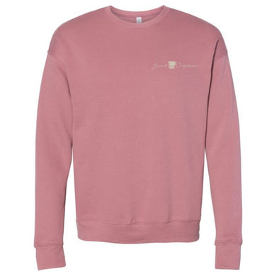 Stated Outfitters Pink Pocket Sweatshirt