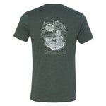 Stated Outfitters Green/White AR Clean Tee