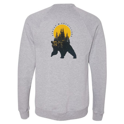 Stated Outfitters Bear & Sun Ash Sweatshirt