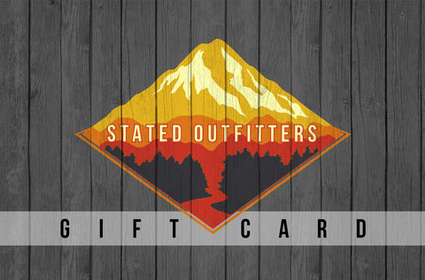 Stated Outfitters Gift Card
