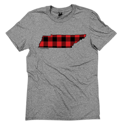 Tennessee Buffalo Plaid T-Shirt