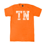 Tennessee Block Distress T-Shirt