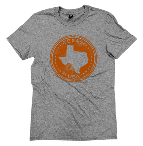 Texas Distressed Seal T-Shirt
