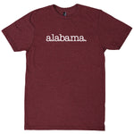 Alabama. T-Shirt
