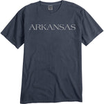 By The Sea Arkansas Anchor/Grey T-Shirt
