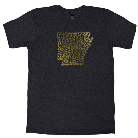 Arkansas Leopard T-Shirt