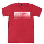 Arkansas Retro Stack Tee