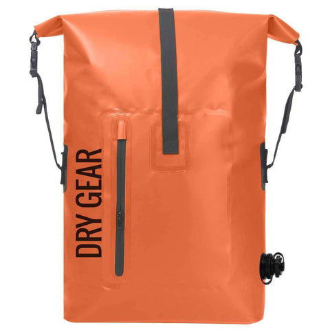 DryGear Tactical orange BacPak