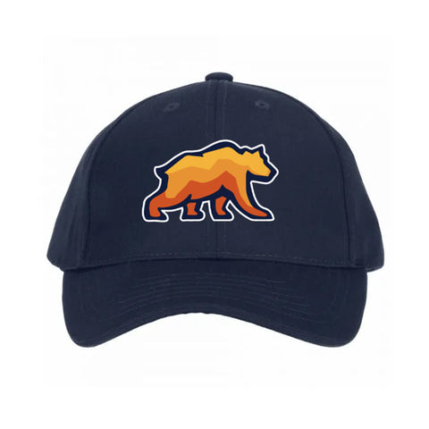 Fieldstone Bear Patch Navy Hat