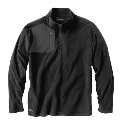 Dri-Duck black fleece pullover