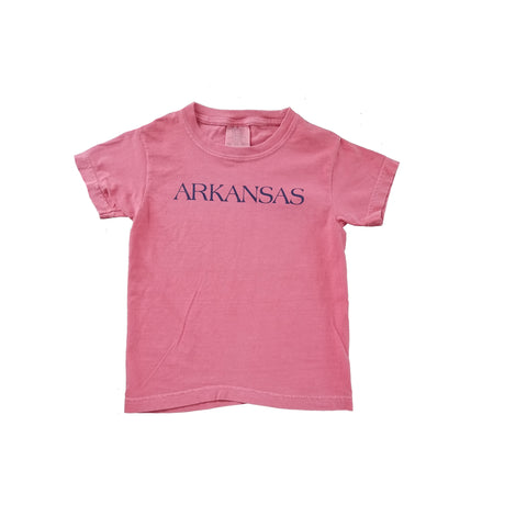 Arkansas By the Sea Youth Watermelon T-Shirt