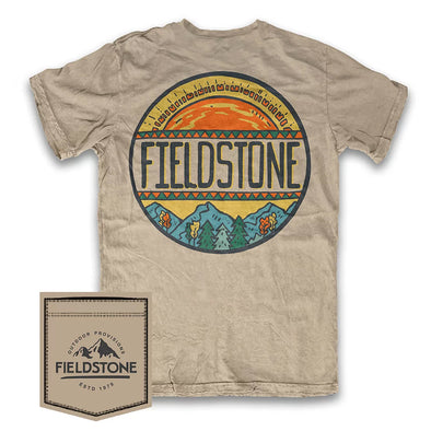 Fieldstone Sunset Sandstone Short Sleeve