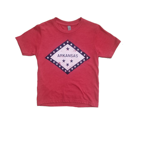 Stated Apparel Youth State Flag T-Shirt