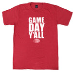 Harmony Grove Cardinals Game Day Red T-Shirt