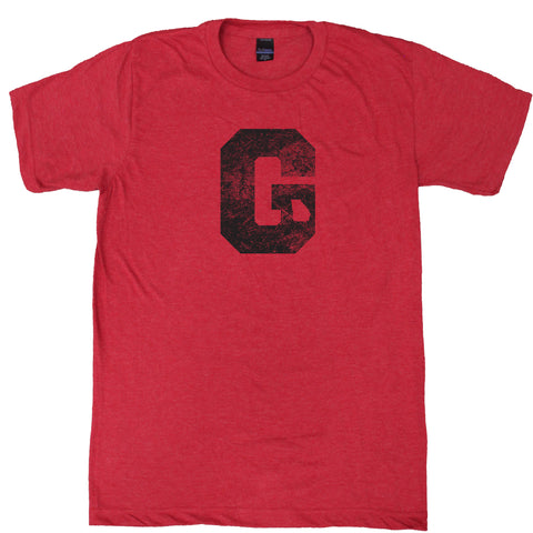 Georgia Block State T-Shirt