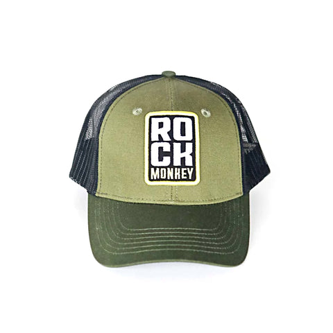 Rock Monkey ROCK Hat