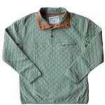 Rock Monkey quilted pullover