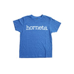 Bryant Youth Hornets. Blue Shirt