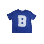 Bryant YOUTH B Letter Shirt