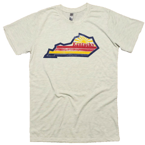 Kentucky retro sunset T-Shirt