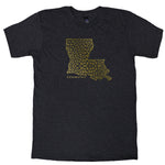 Louisiana Leopard T-Shirt