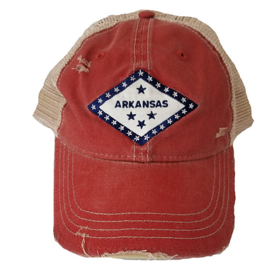 Mason Jar Arkansas Hat