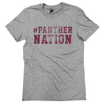 Benton #Panther Nation tee