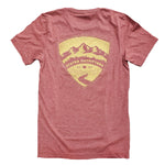 Stated Outfitters Shield Clay Tee