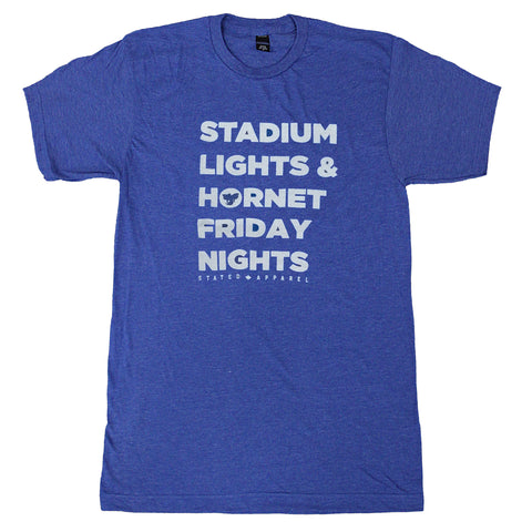 Bryant Stadium Lights tee