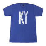 Kentucky, Tall Initials T-Shirt