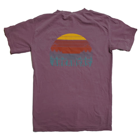 Clay Arkansas Turquoise T-Shirt
