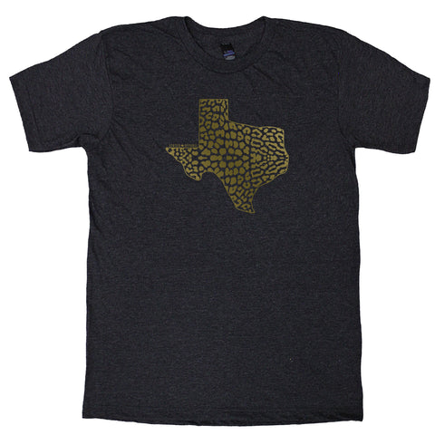 Texas Leopard T-Shirt