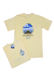 Lake Bum The Beginning T-shirt