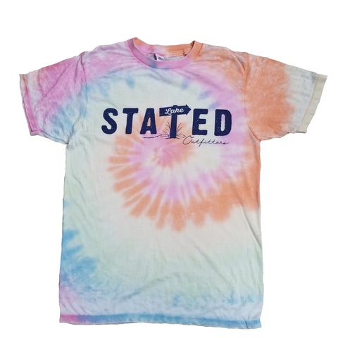 Stated Outfitters Lake Tie-Dye T-Shirt