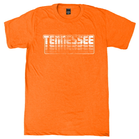 Tennessee Retro Stack Tee
