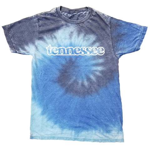 Tennessee Sea Tie-Dye T-Shirt